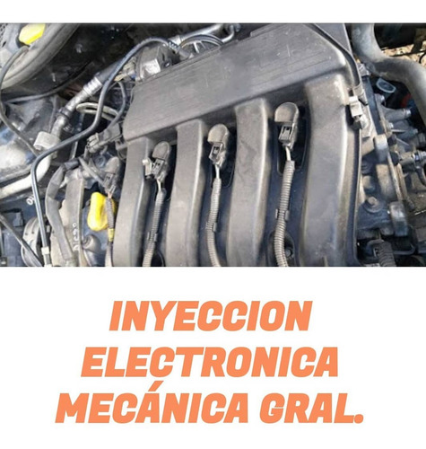 inyeccion abs mecanica general escaneo amortiguadores