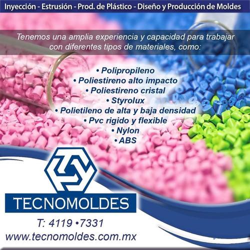 inyección de plástico y fabricación de moldes.