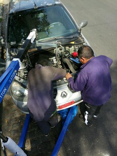 inyección extraccción de rodamientos y pernos de ruedas en e