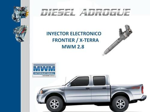 inyector chevrolet s10 2.8 electrónico mwm