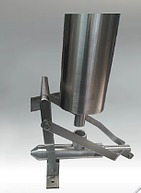 inyector de jalea para churros