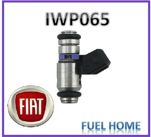 inyector fiat uno, fire, palio motor 1.3