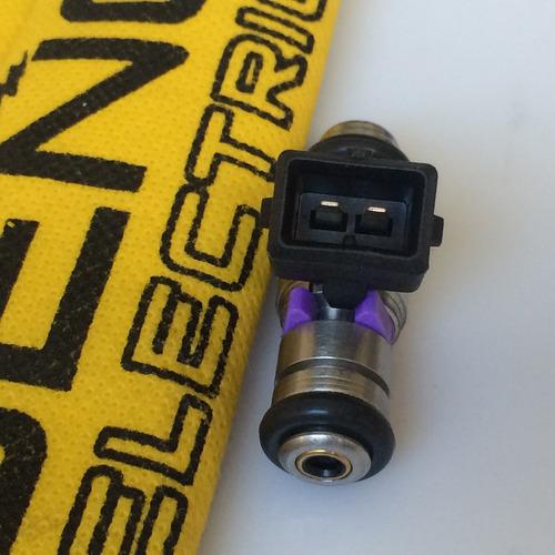 inyector iwp065 aro morado fiat palio siena uno motor 1.3