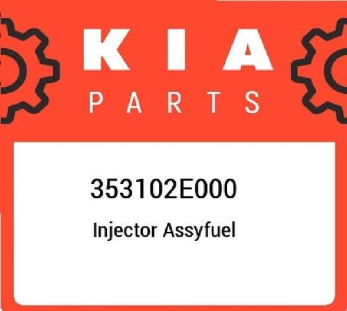 inyector kia forte 2.0 2018,2019 y 2020. soul 2012 2.0