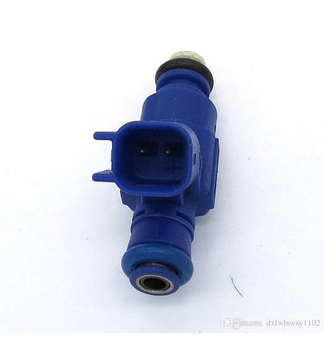 inyector nissan frontier d22 gasolina motor ka24de