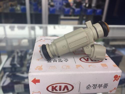 inyector original kia picanto 35310-04000