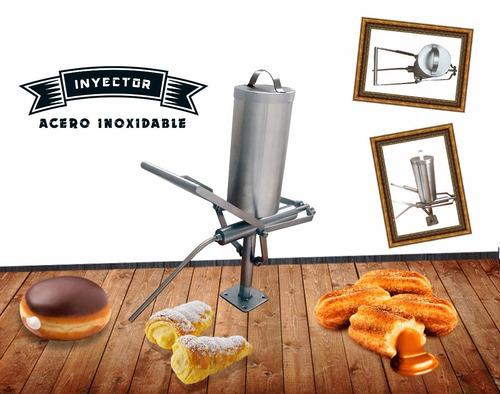inyector para churros