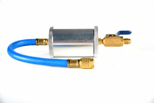 inyector para detección de fugas de gas r12 r134