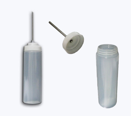 inyector para rellenar churros, capacidad 24 oz (710 ml)