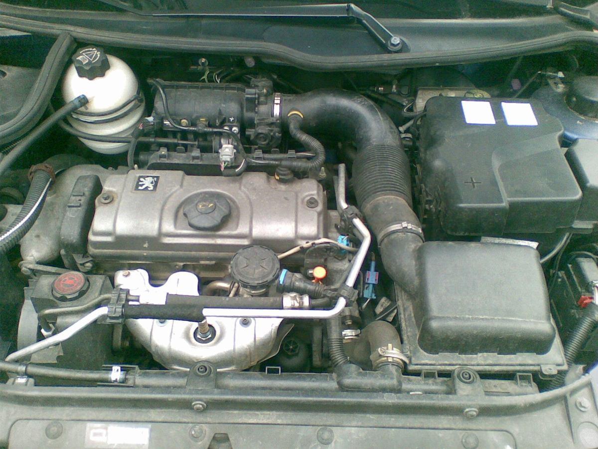 Inyector Peugeot 206 Motor 1 4 Litros