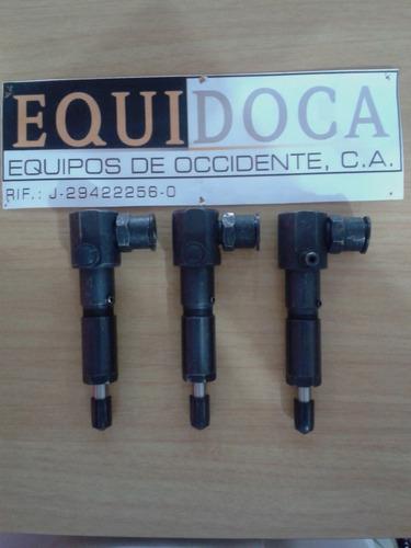 inyector p/motor diesel toyama domopower  workman 9hp 10hp
