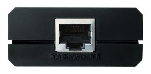 inyector poe tp link tl poe150s gigabit ethernet gbe 802.3af