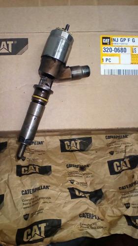 inyectores cat 924h cargador
