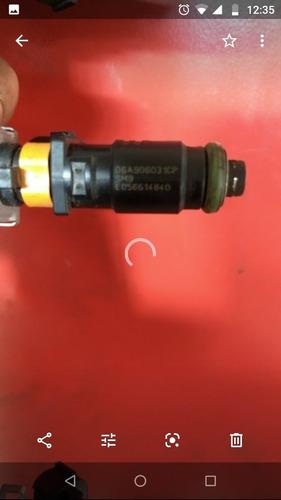inyectores de clásico motor 2.0