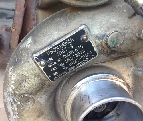 inyectores de mitsubichi fm 657