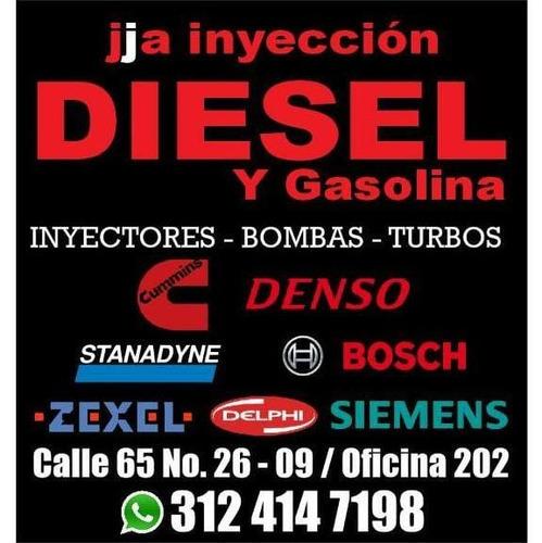 inyectores diesel, bombas, sensores. bosch,denso,delphi.