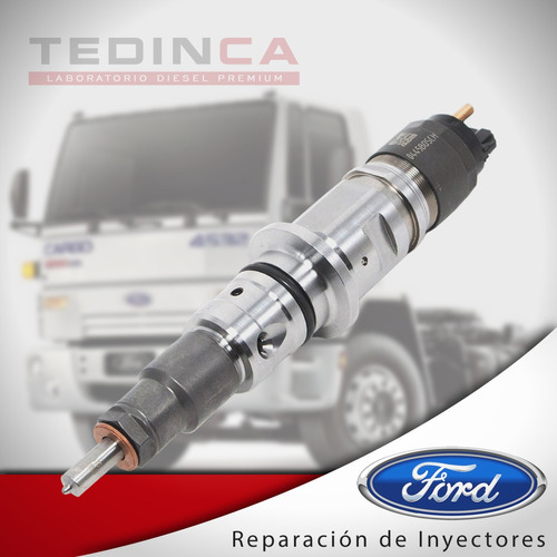 inyectores ford cargo 4432 4532 2632 cummins isc