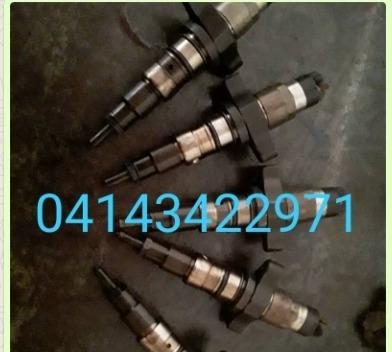 inyectores para iveco tector 170
