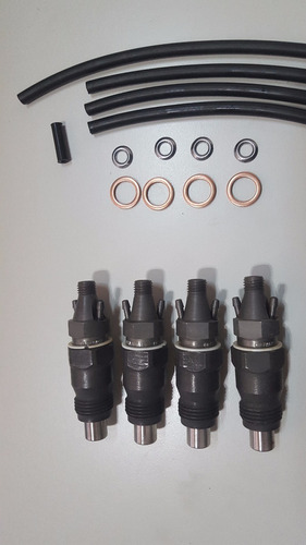 inyectores peugeot 504 diesel  calibrados con tobera nueva
