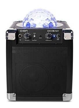 ion audio house party (ipa18l) | sistema de sonido portátil