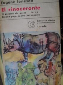 El Rinoceronte Eugene Ionesco Pdf