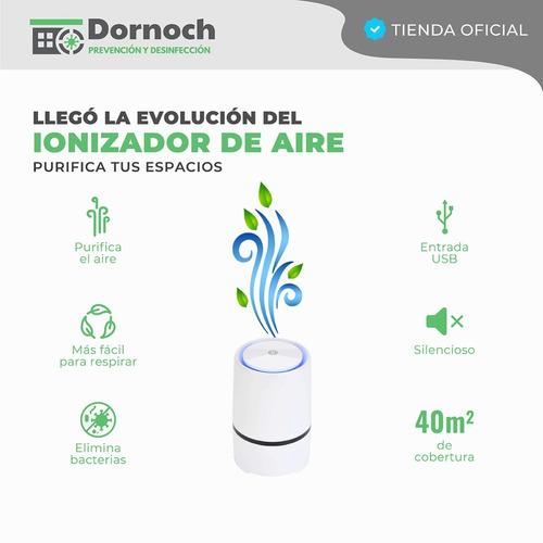 ionizador de aire para oficina y hogar