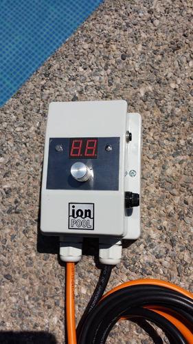 ionizador para piscinas