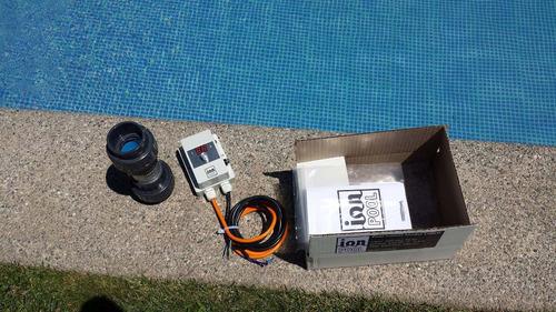 ionizador para piscinas ionpool