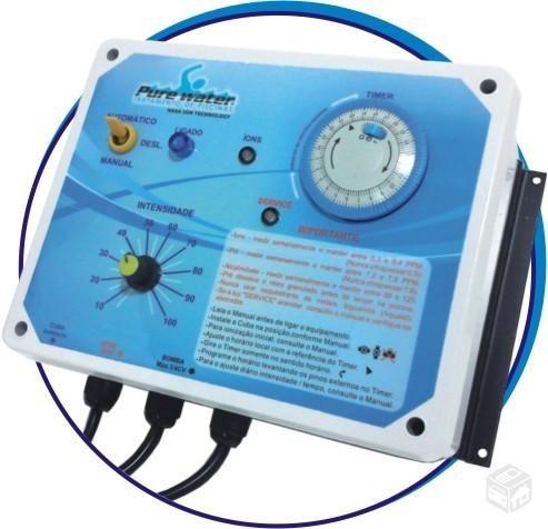 Ionizador pure water pw 155 piscinas at l r for Ionizador piscina