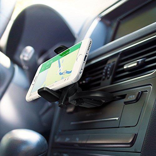 iottie easy one touch 4 ranura de cd soporte de coche soport