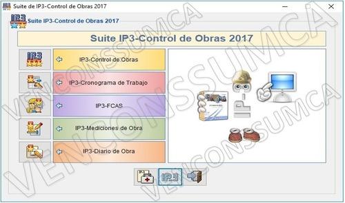 ip3 v2017 full control obra bdd del mes  bs.s actual