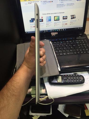 ipad 2 64 gb 3g wifi com garantia 90 dias apple frete grátis
