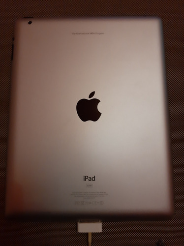 ipad 2. a1935. 32gb cover apple. y cable. + ipod regalo