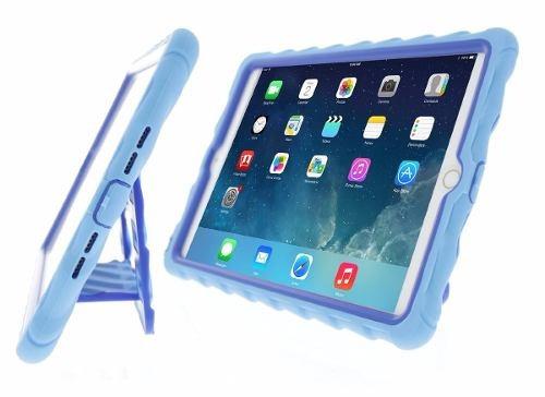 ipad 2 aire hideaway con soporte de luz azul de la pastilla