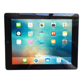 iPad 2 Apple 64 Gb Wifi Modelo A1395 Prata Versão Ios 9.3.5