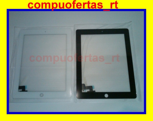 ipad 2 pantalla touch screen nueva digitalizador apple hm4
