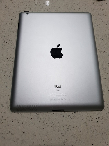 ipad 2 wifi 10' + forro a1395 ideal para niños