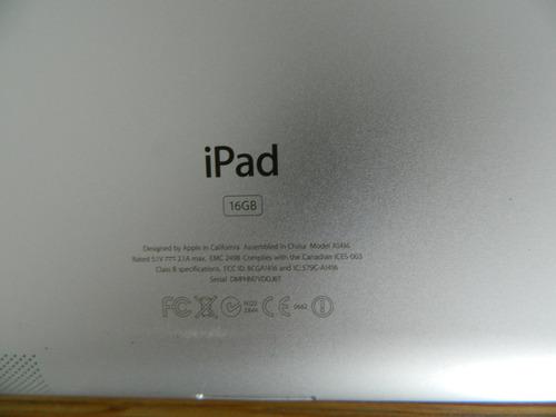 ipad 3ra generación 16gb