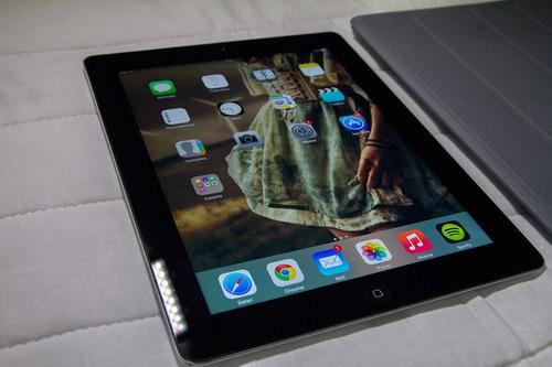 ipad 4 a1459 pantalla retina 16gb wifi envíos a todo el país