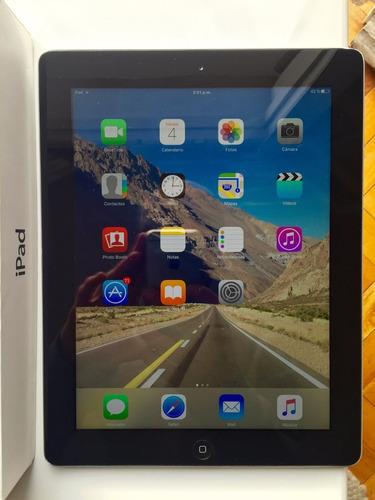 ipad 4 pantalla retina 16 gb wifi envíos a todo el país