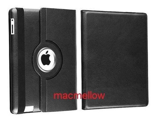 ipad 4 pantalla retina funda giratoria negra estuche case