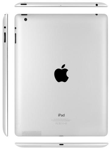 ipad 4ta generacion 16gb + wifi - modelo a1458 original