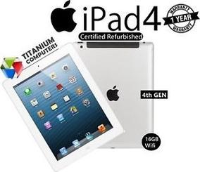 Ipad 4 Generacion - Tablet Tablets iPad en Mercado Libre México