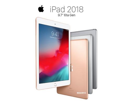ipad 9.7 wifi 32gb / entrega inmediata / apple pro 2018