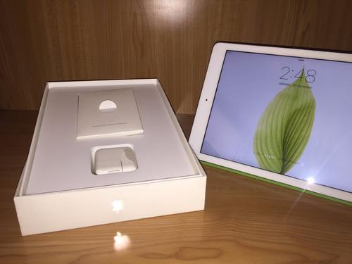 ipad air 1 ,32 gb + smart cover verde