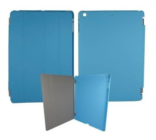 ipad air 1 funda smart cover azul funcion sleep