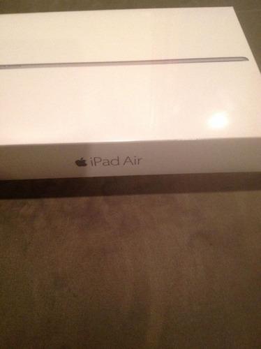 ipad air 2 64gb wifi+celular 4g space gray negro sellado