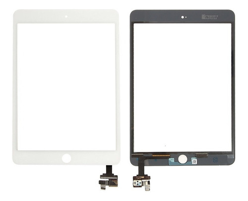 ipad mini 1 2 pantalla tactil instalada original apple garan