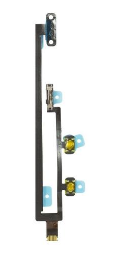 ipad mini 1 y 2 flex flexor encendido power volumen mute