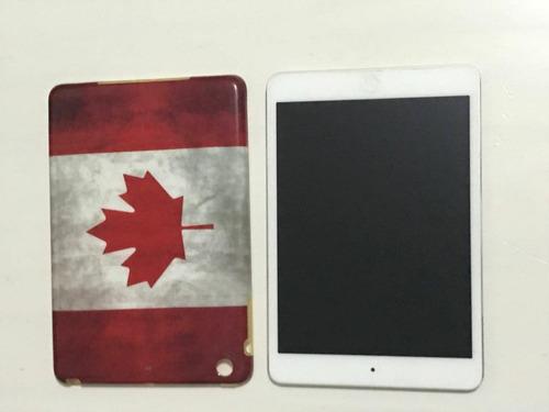 ipad mini 16gb branco wi-fi apple - 7,9 pol